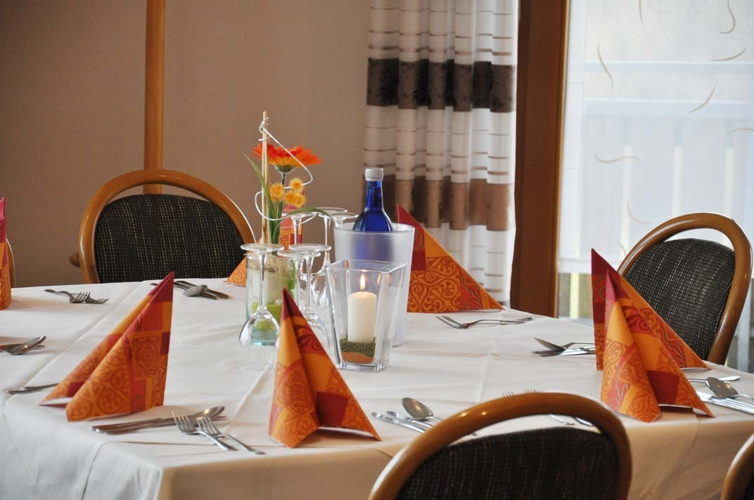 Das Restaurant & Café im Rhön-Hotel
