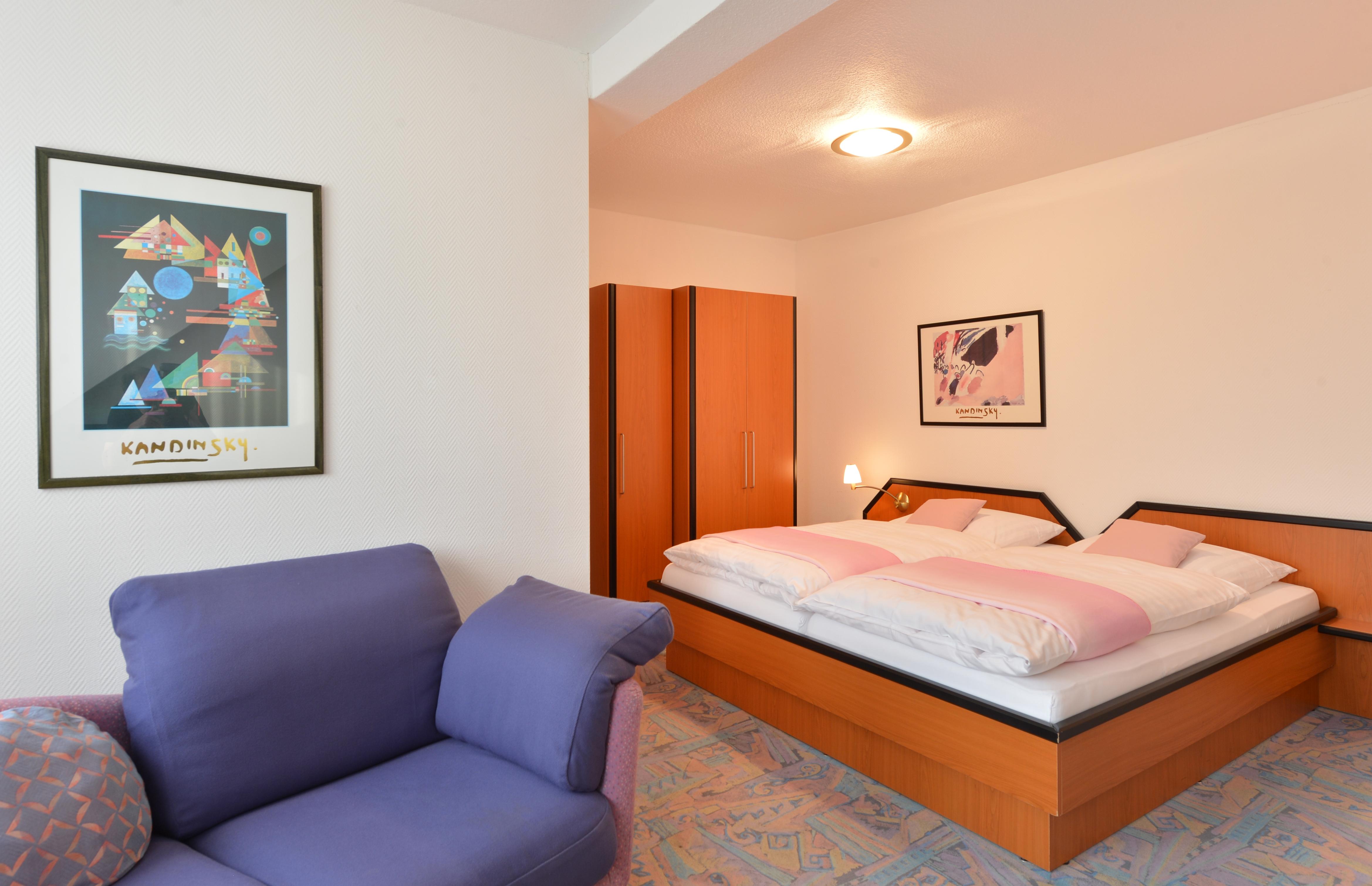 Comfort Doppelzimmer im Rhön-Hotel