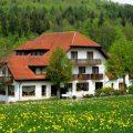 Rhön-Hotel Aussenansicht